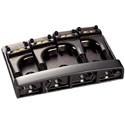 Schaller Bass bridge 3D-4 Piezo 4-string Ruthenium