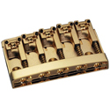 Schaller Bass bridge 3D-5 5-string Gold