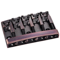 Schaller Bass bridge 3D-5 5-string Vintage Copper