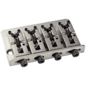 Schaller Bass bridge 2000 4-string. Satin Pearl