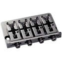Schaller Bass bridge 2000 4-string Ruthenium