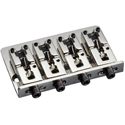 Schaller Bass bridge 2000 Piezo 4-string Nickel