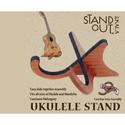 Kala Stand Out Wood Ukulele Stand
